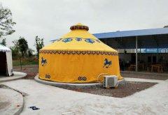 7米豪华住宿蒙古包